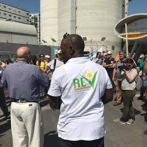 La marche des cobayes à Paris - conférence de presse, débat public et manifestation.