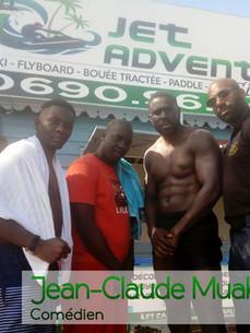 Merci à Jean-Claude MUAKA