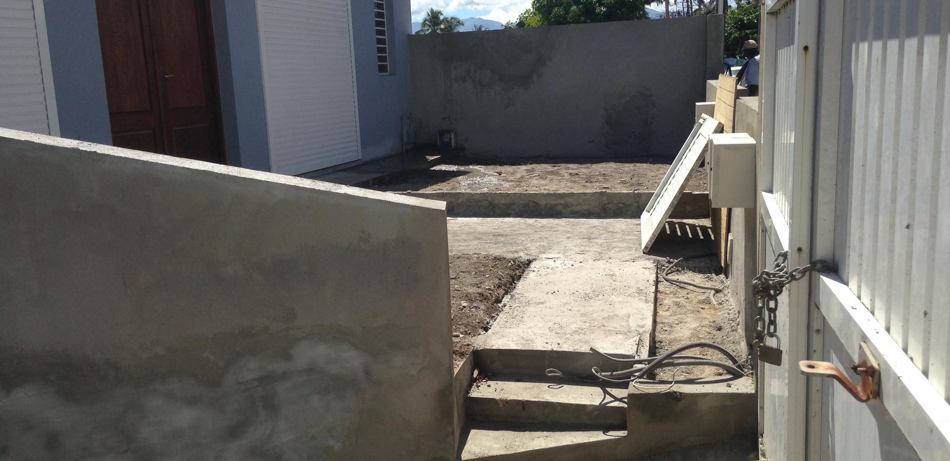 Aménagement professionnel  20 ESO BTP - Travaux de construction et rénovation - Guadeloupe