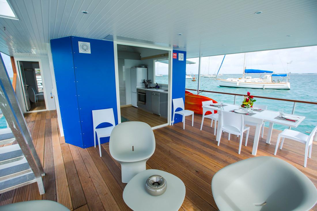 Villa sur l'eau Guadeloupe / Martinique