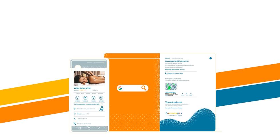 création de site internet et référencement de site internet - agence digitale