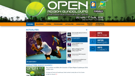 OPEN REGION GUADELOUPE