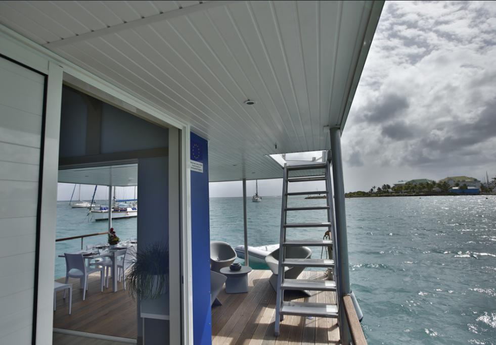 Bungalow sur mer Martinique et Guadeloupe