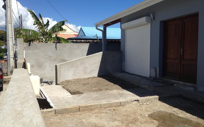 Aménagement professionnel  19 ESO BTP - Travaux de construction et rénovation - Guadeloupe