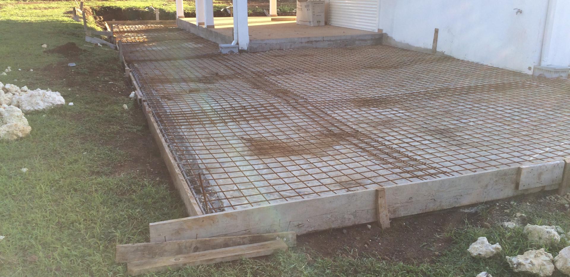 Aménagement professionnel  22 ESO BTP - Travaux de construction et rénovation - Guadeloupe