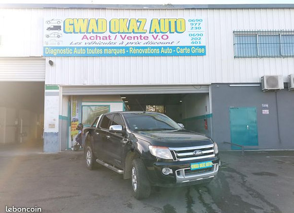 Ford Ranger 2,2l TDCI Limited BVA