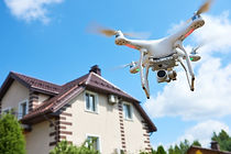 Home Inspection Drone Pilot