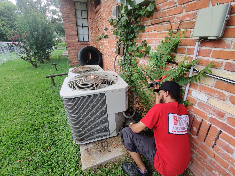 HVAC Betr Home Inspection