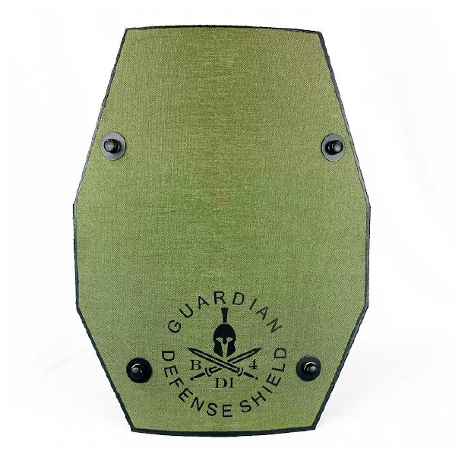 Guardian Defense Shield - Ranger Green