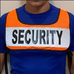 Security - Rapid Response Vest (RRV)