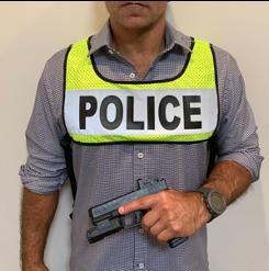 Police - Rapid Response Vest (RRV)