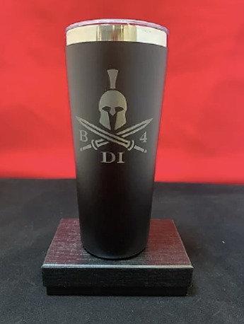 B4DI Laser Engraved Drink Tumbler