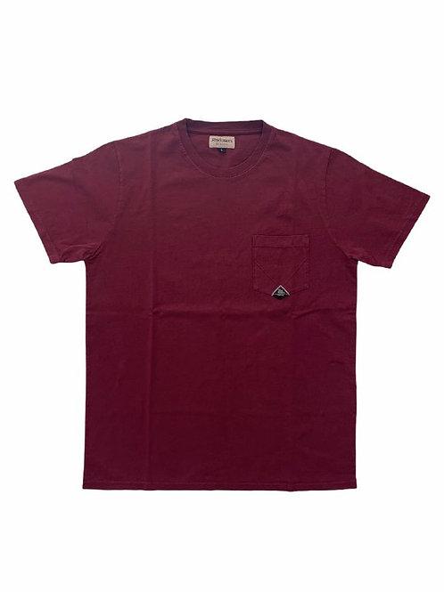 Pocket Jersey Bordeaux