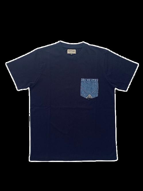 Pocket Denim Navy