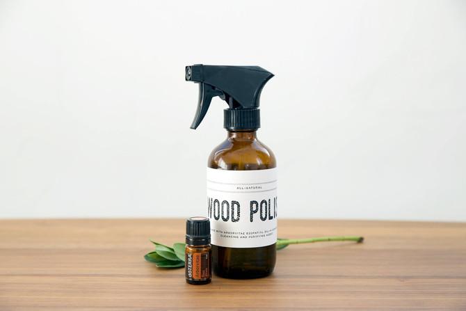 A versatile oil - Arborvitae!