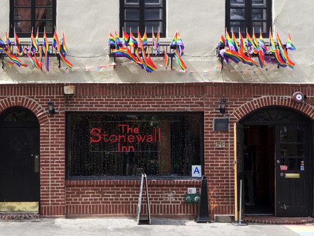 Stand Up and Cheer FOR STONEWALL!