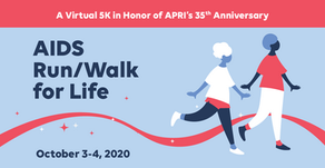 Be a Community Health Hero at This Weekend's AIDS Run/Walk for Life