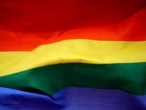 Pride Flag Vandalized at Church