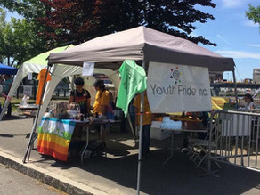 News from Youth Pride Inc.