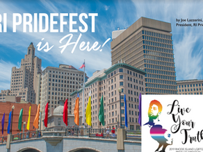 Pridefest is Here