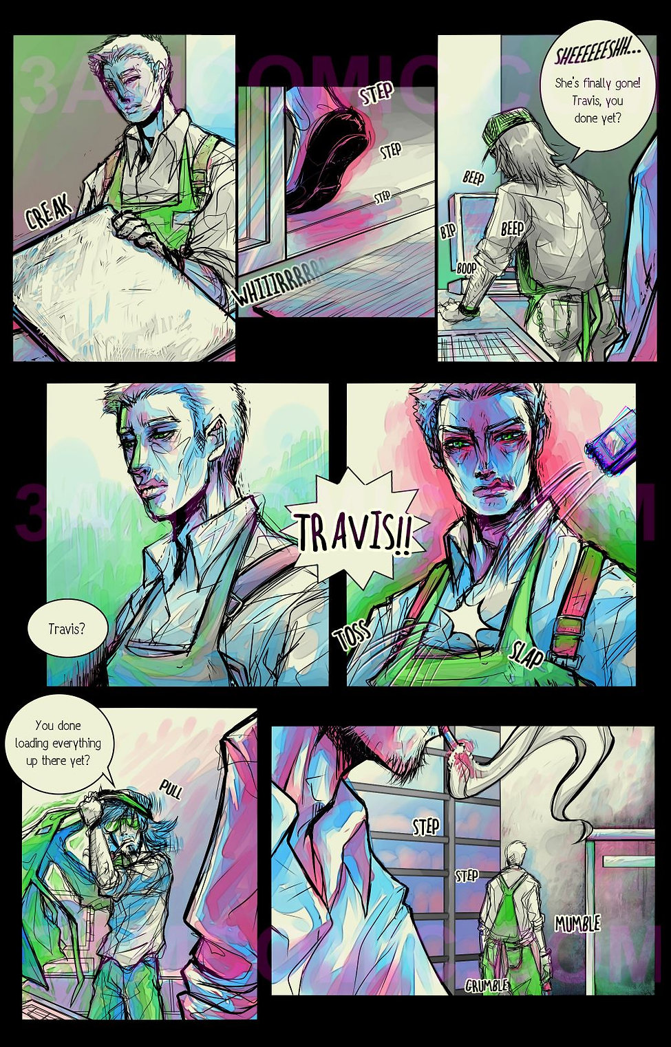 3AMComic | Chapter 01 Page 21