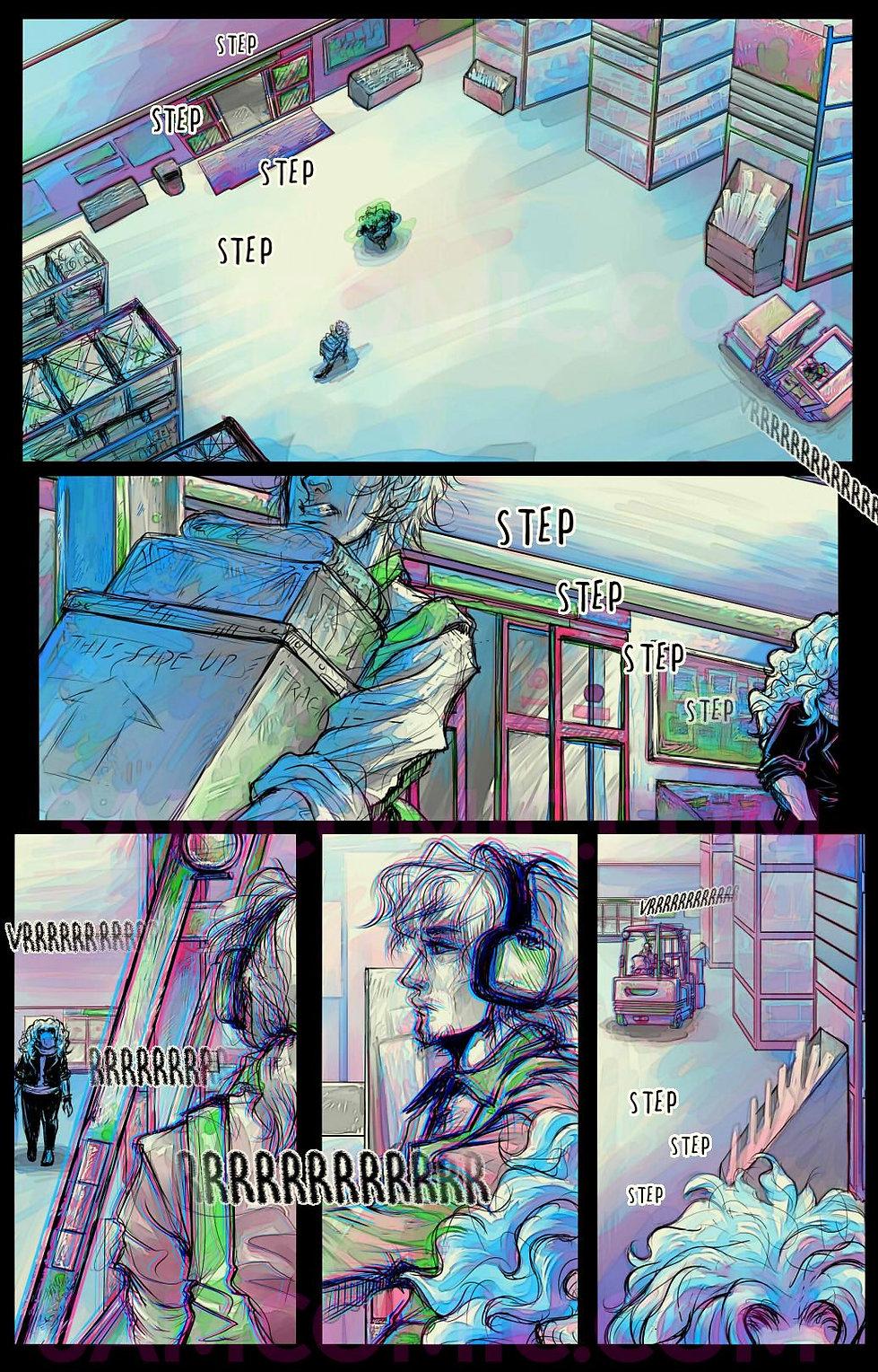 3AMComic | Chapter 01 Page 01