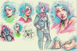 Initial Diana concept