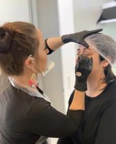 Client Brow Mapping