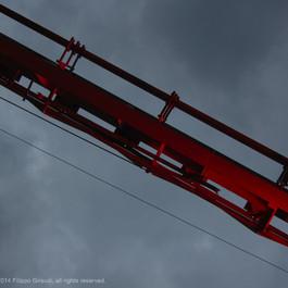 Aironi e acciaio: Audioguide di Paesaggio.