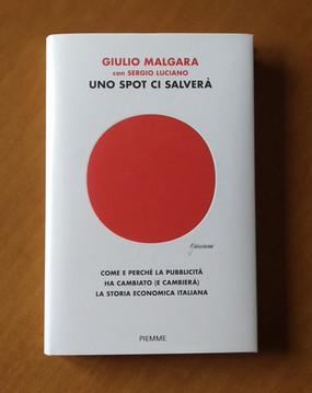 """Libro: """"Uno spot ci salverà"""""""