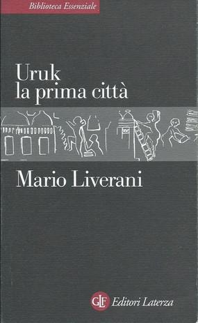 """Libro: """"Uruk, la prima città"""""""