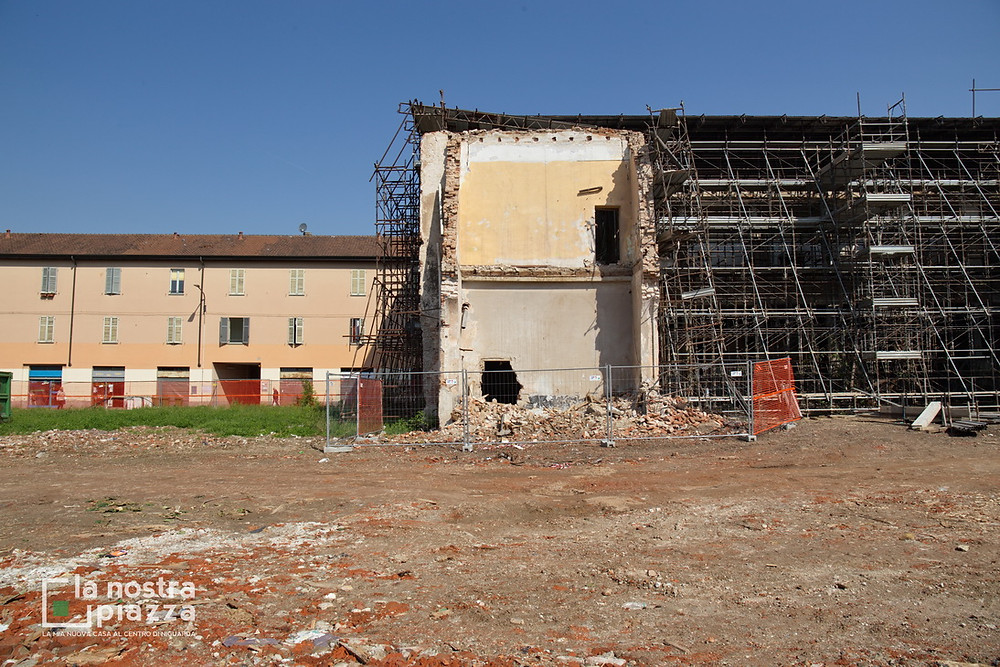 La Nostra Piazza, Niguarda