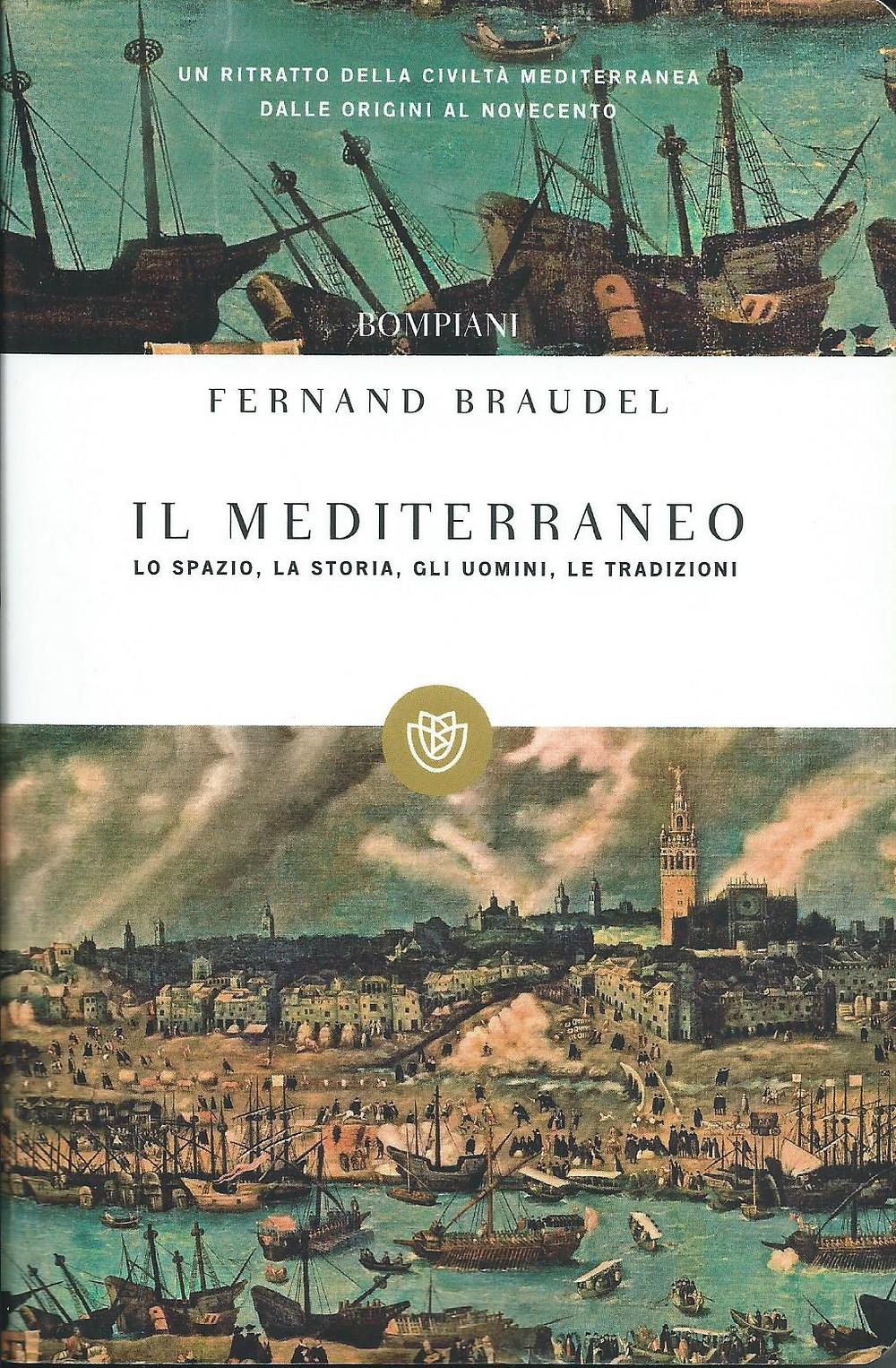 Fernand Braudel, Il Mediterraneo
