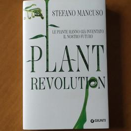 "Libro: ""Plant revolution"""