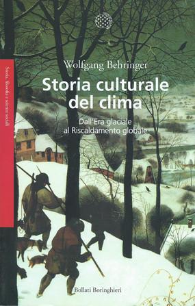 """Libro: """"Storia culturale del clima"""""""