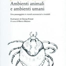 """Libro: """"Ambienti animali e ambienti umani"""""""