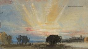Turner al Chiostro del Bramante.
