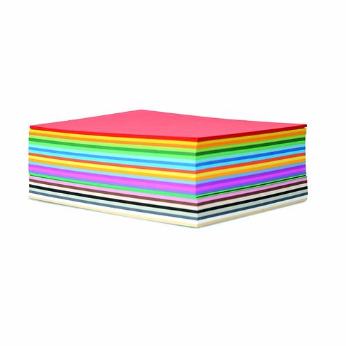 papier colorés