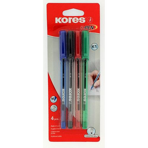 Lot stylo bille