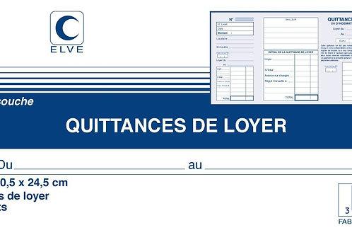 QUITANCE DE LOYER