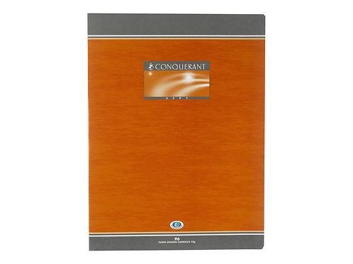 Cahier - 24 x 32 cm - 96 pages - 70 G - Seyès - Grands carreaux