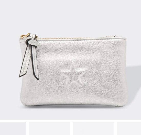 Louenhide Star Purse - Silver