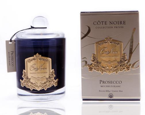 Côte Noire 185g Soy Blend Candle - Prosecco Signature range