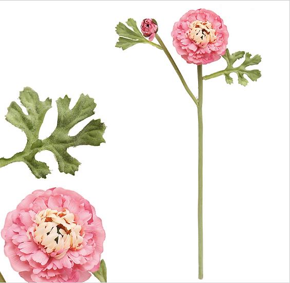 Pink Ranunculus 44cm