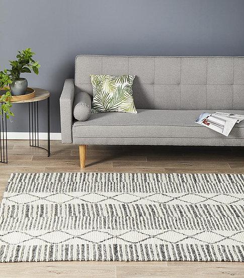 Skandi - Grey 316 -225X155cm - Rectangle