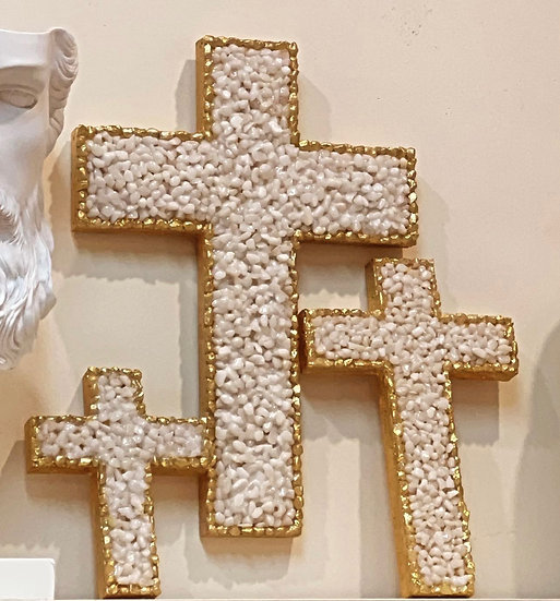 Archangel cross - small