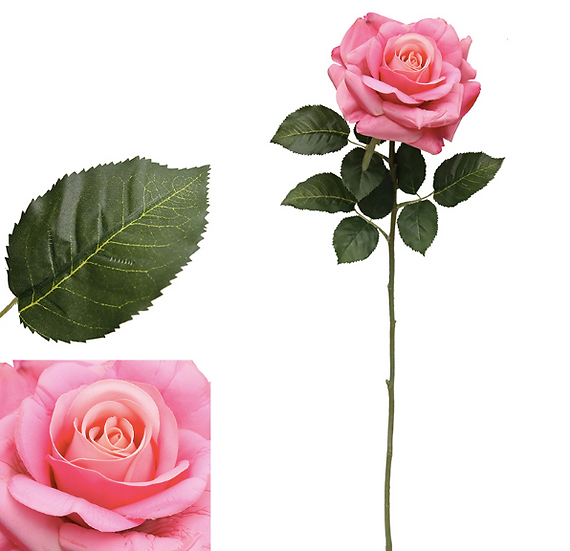 real touch rose