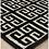 Thumbnail: Grecian Key Black - 300 x 400