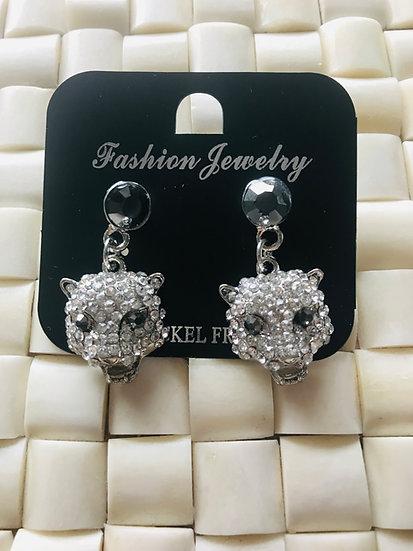 Rhinestone Jewellery earrings
