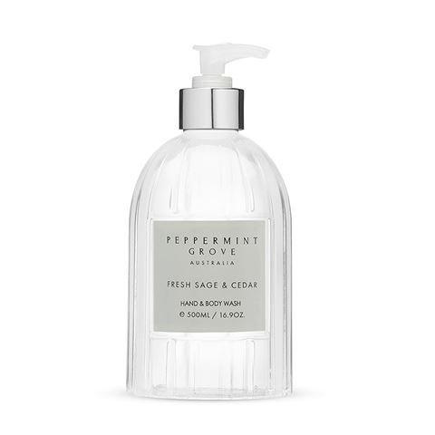 Sage and Cedar Hand and Body Wash